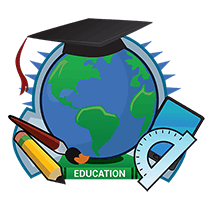 badge for education cluster