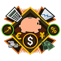 badge for finance cluster
