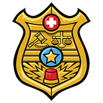 badge for law and public safety cluster