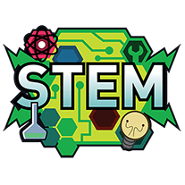 badge for STEM cluster